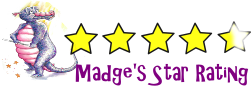 Madge's 4.5/5 Star Review Rating