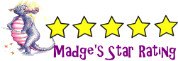 Madge's 5 / 5 Star Book rating