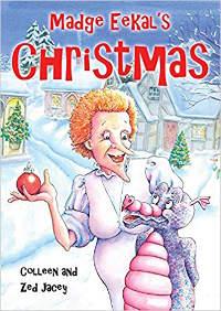 Madge Eekal's Christmas Book