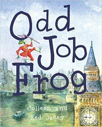 Odd Job Frog Book