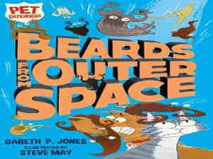 Beards From Outer Space by Gareth P Jones