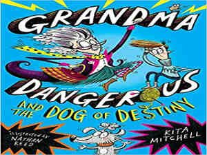 Grandma Dangerous and the Dog of Destiny by Kita Mitchell