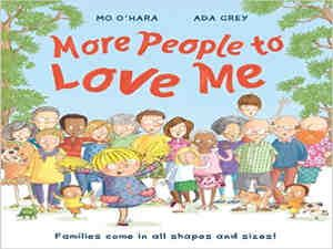 More People to Love Me by Mo O'Hara and Ada Grey