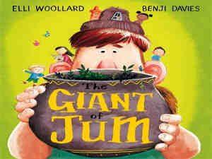 The Giant of Jum by Elli Woollard and Benji Davies