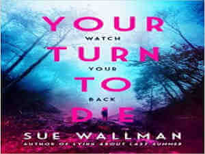 Your Turn to Die by Sue Wallman