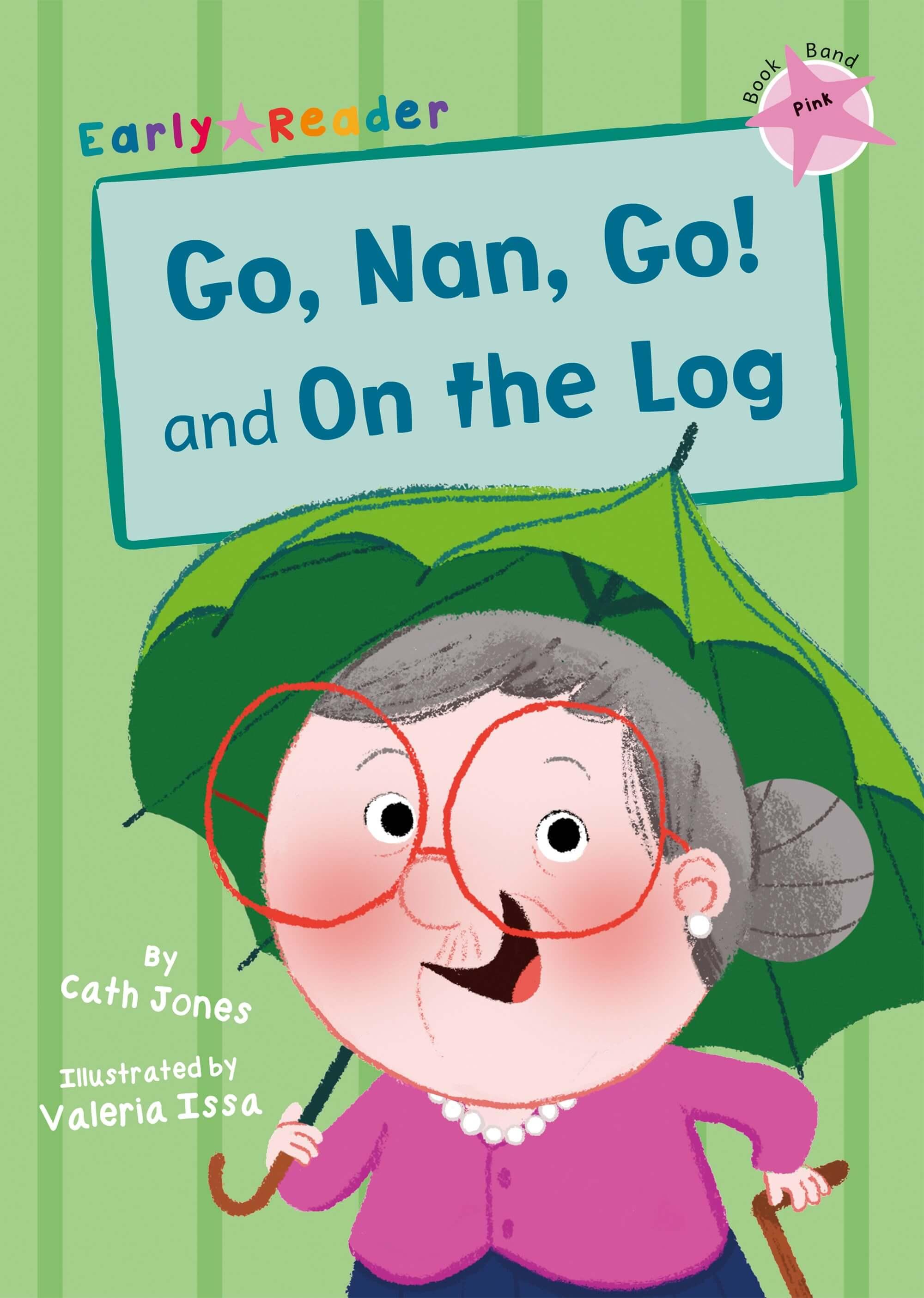 Go Nan Go + On the Log Cover