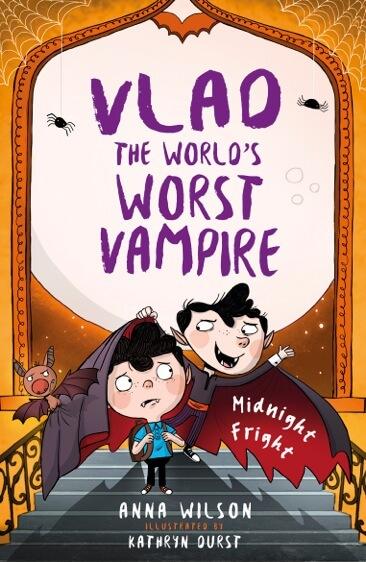 VLAD Midnight Fright by Anna Wilson