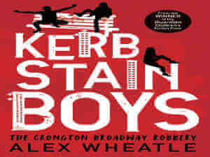Kerb Stain Boys by Alex Wheatle