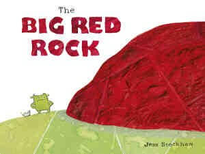 The Big Red Rock by Jess Stockham