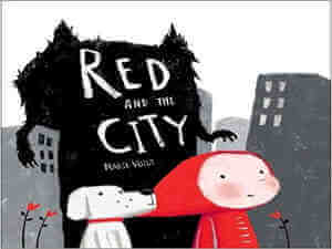 Red in the City by Marie Voight