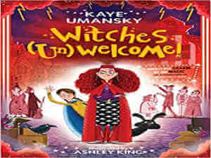 witches un welcome kaye umansky
