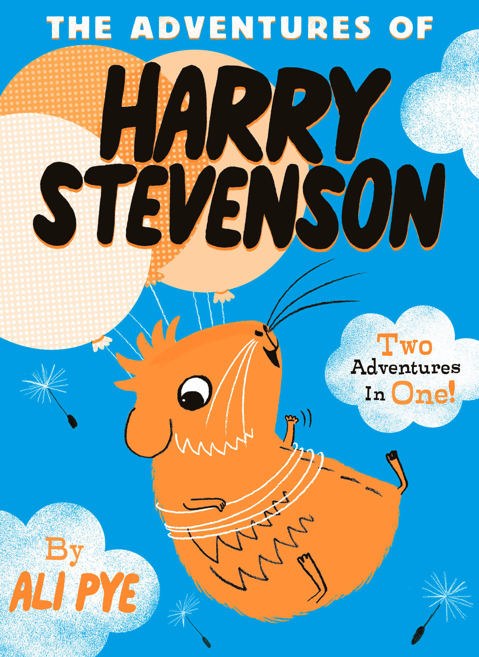 Harry Stevenson cover