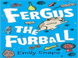 Fergus the Furnball by Emily Snape
