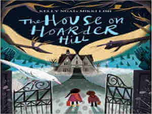 The House on Hoarder Hill by Mikki Lish and Kelly Ngai