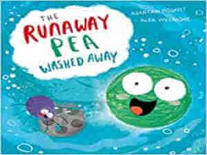 he Runaway Pea Washed Away