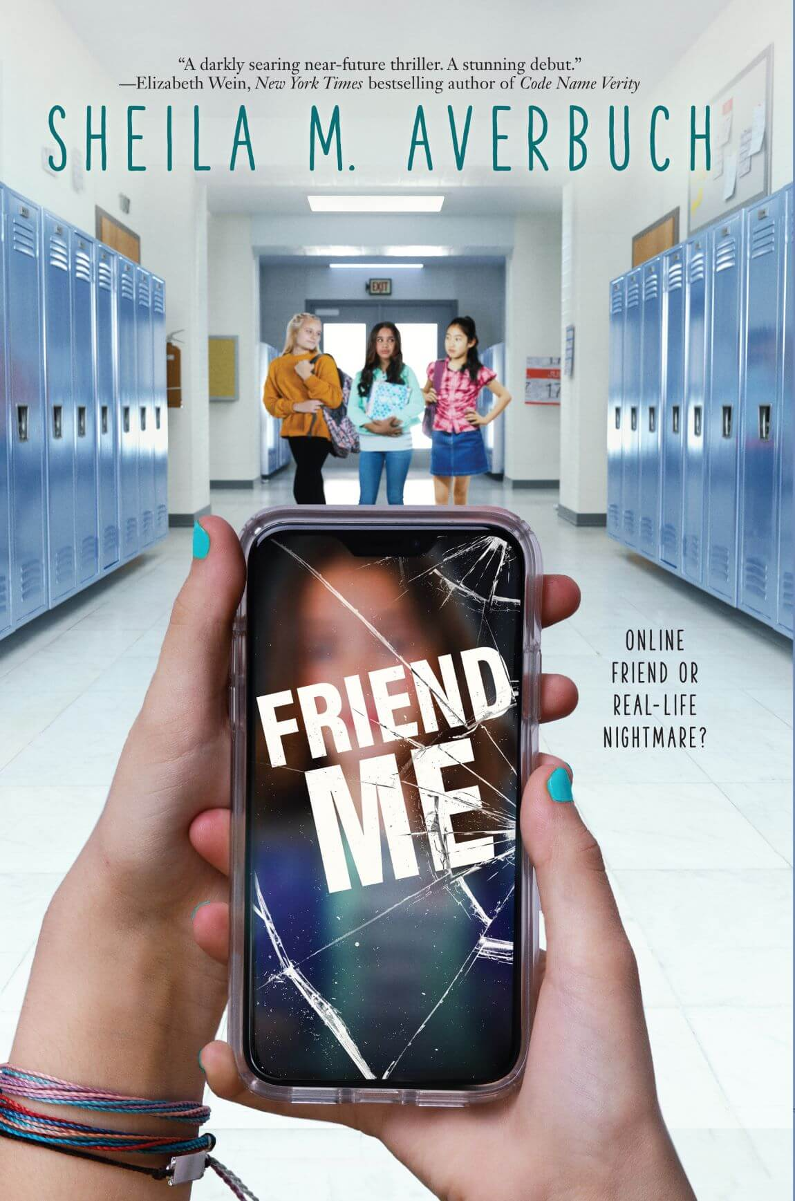 Friend Me by Sheila M Averbuch