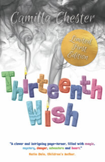 Thirteenth Wish by Camilla Chester